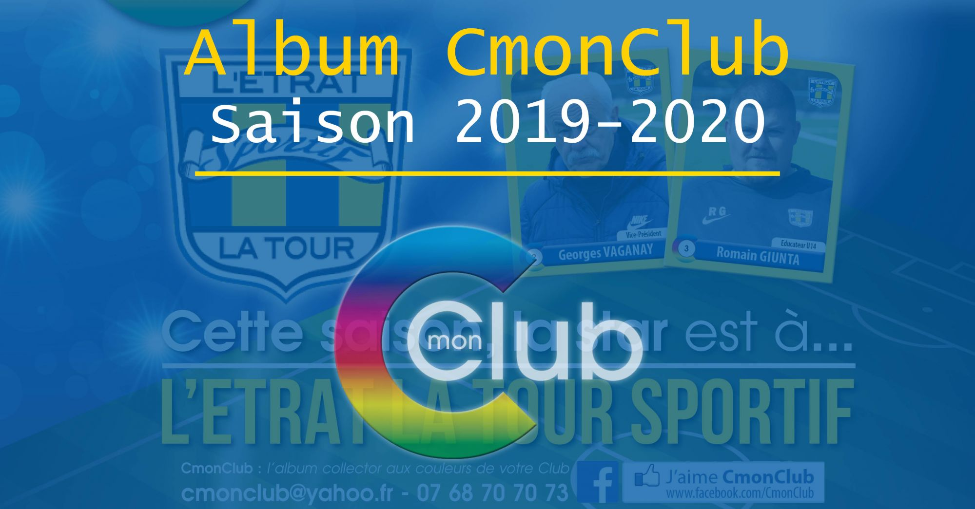 L'Album du club by CmonClub